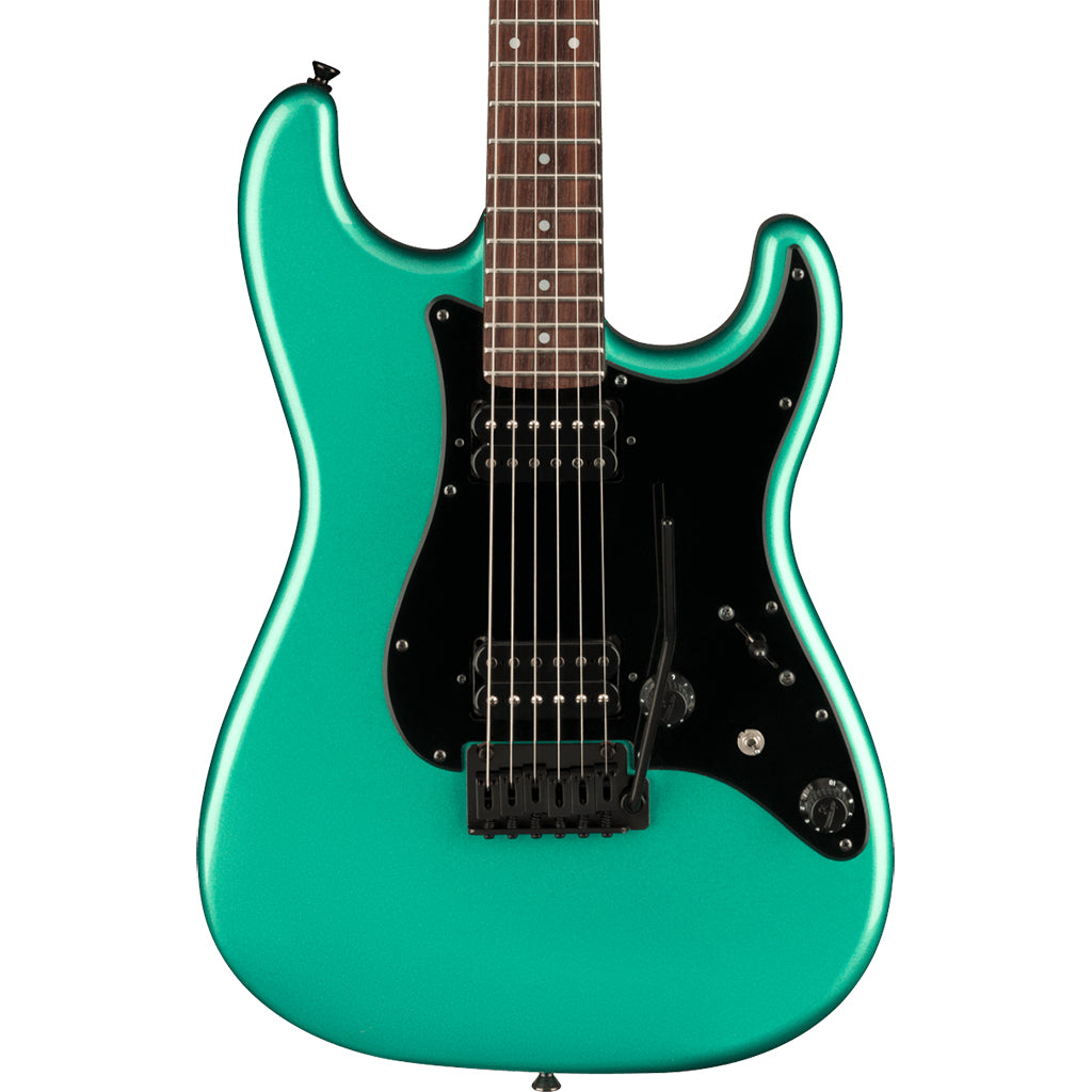 Boxer Series Stratocaster® HH - Rosewood Fingerboard - Sherwood Green Metallic