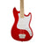 Squier Affinity Bronco Bass - Torino Red - Maple