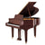 Yamaha GB1KPAW Baby Grand Piano - Polished American Walnut