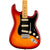 Fender - Ultra Luxe Stratocaster® - Maple Fingerboard - Plasma Red Burst