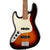 Fender Player Jazz Bass Left Handed - 3 Tone Sunburst - Pau Ferro