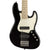 Squier Contemporary Active Jazz Bass V HH - Black - Maple Neck