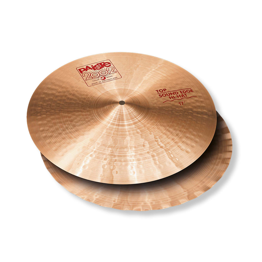 "Paiste - 15"" - 2002 Sound Edge Hi Hats"