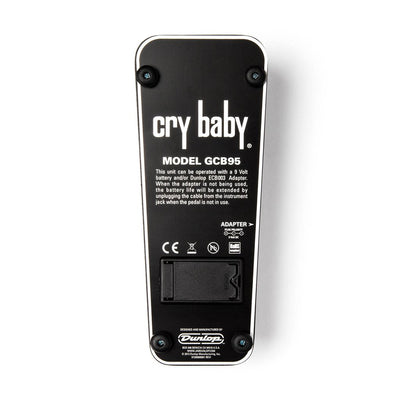 Dunlop Cry Baby Standard Wah