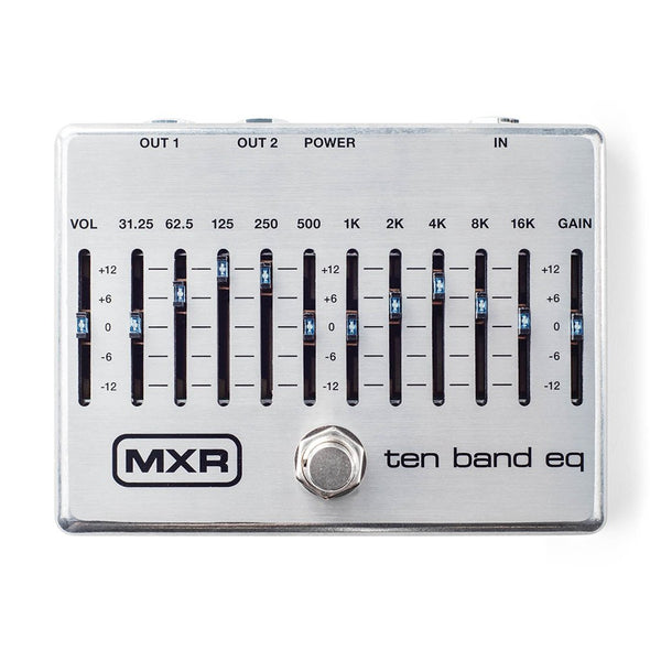 MXR Ten Band EQ