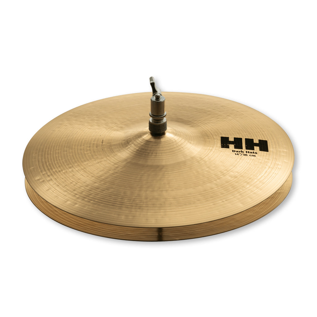 "Sabian - HH - 14"" Dark Hats"