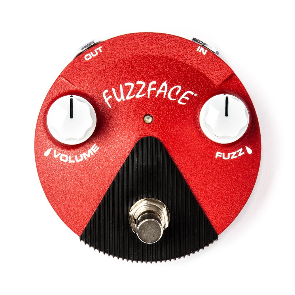 Dunlop Fuzz Face Mini - Band Of Gypsys