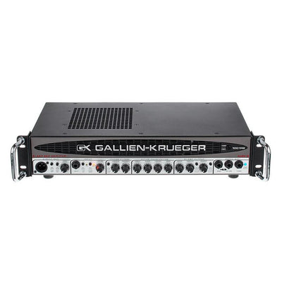 Gallien-Krueger 1001RB - 700w/50w Bi Amp Bass Amplifier Head