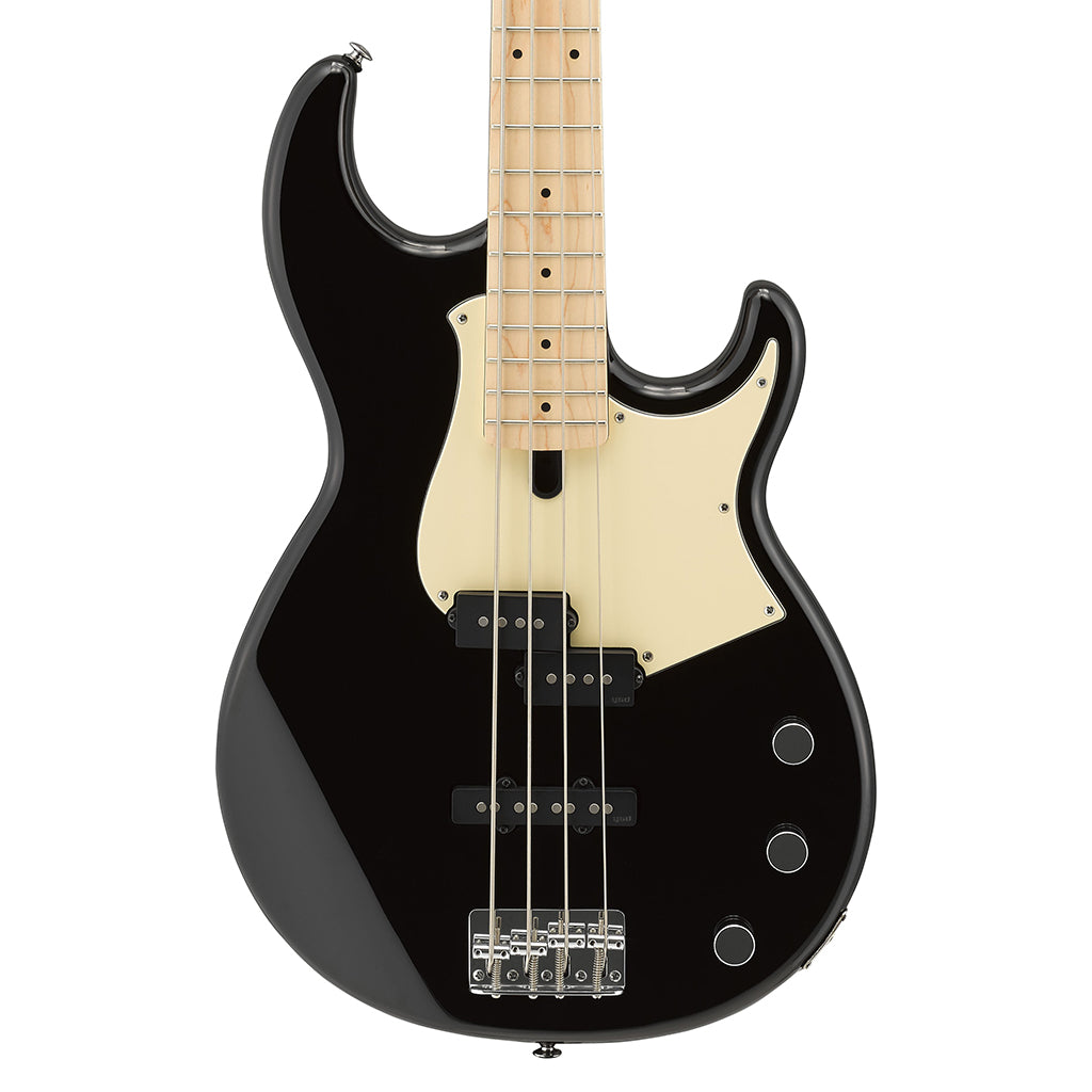 Yamaha BB434 - Black - Maple Neck
