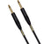 Mogami 3FT Gold Series Speaker Cable - Straight/Straight