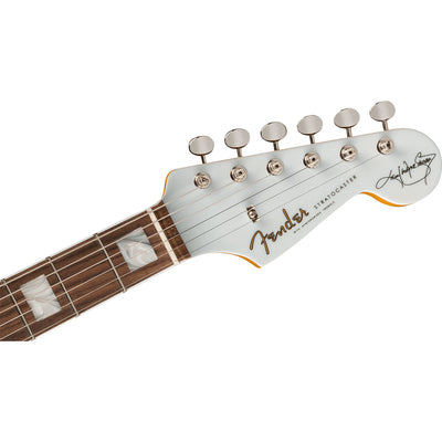 Fender - Kenny Wayne Shepherd Stratocaster® - Rosewood - Transparent Faded Sonic Blue