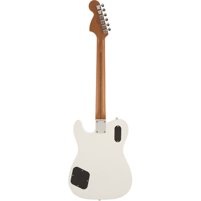 Fender - Made in Japan Troublemaker Telecaster® - Rosewood Fingerboard - Arctic White