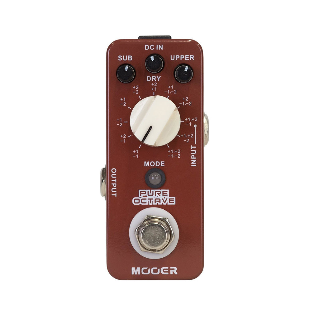 Mooer Pure Octave - Octave EFX