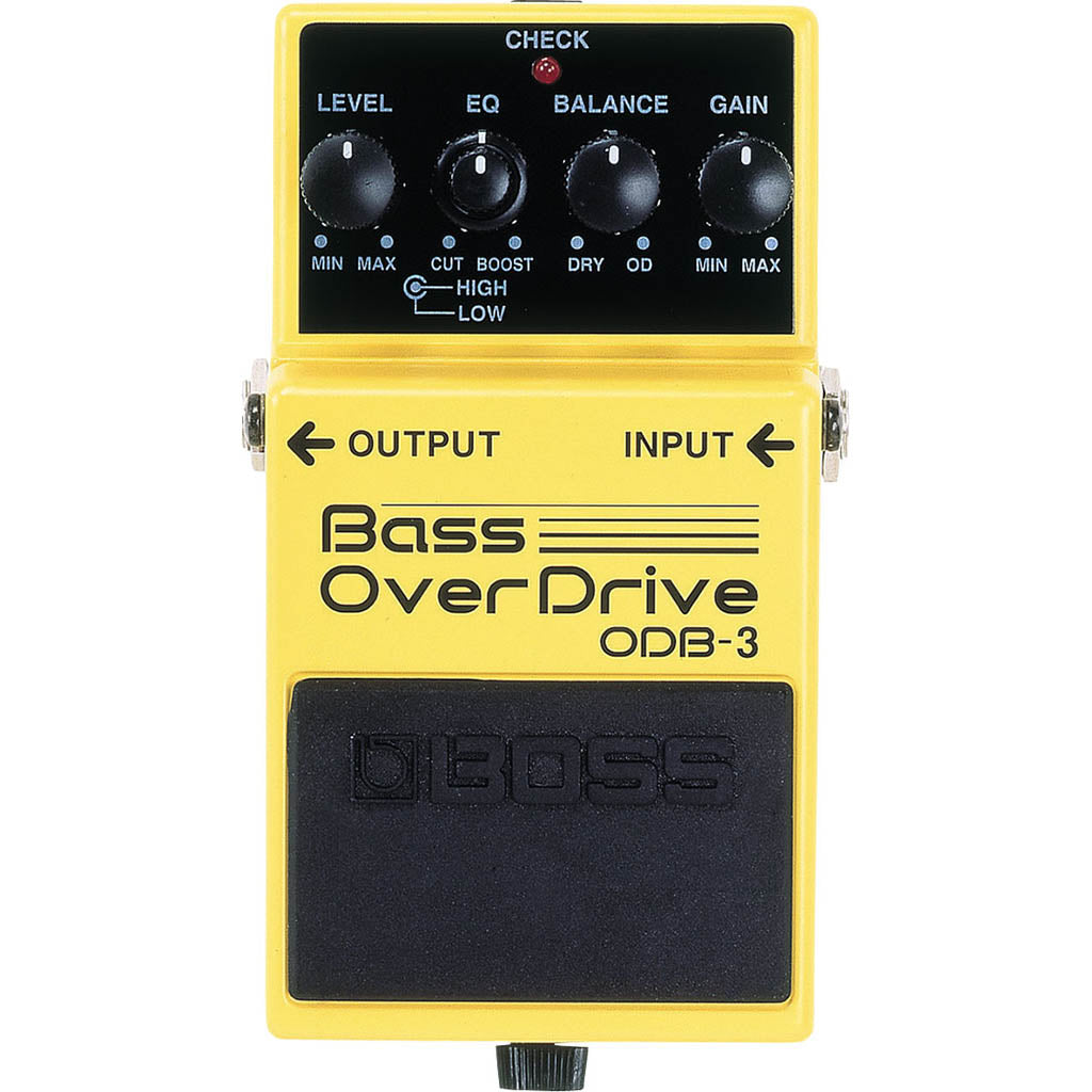 Boss OD-B3 Bass Overdrive
