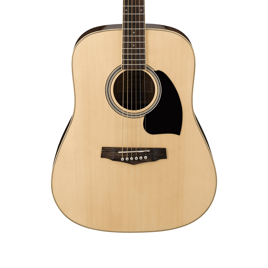Ibanez PF15 NT Acoustic Guitar - Natural High Gloss