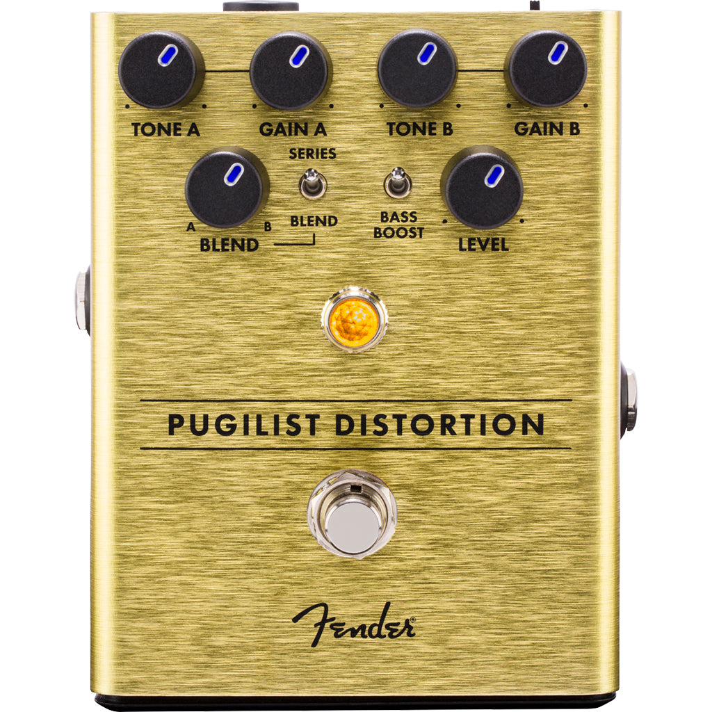 Fender Pedal - Pugilist Distortion