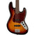 Fender - American Professional II Jazz Bass® Fretless - Rosewood Fingerboard - 3-Color Sunburst