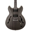 Ibanez AS53 Artcore Guitar - Transparent Black Flat