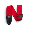 Ernie Ball E4040 Polypro Guitar Strap - Red