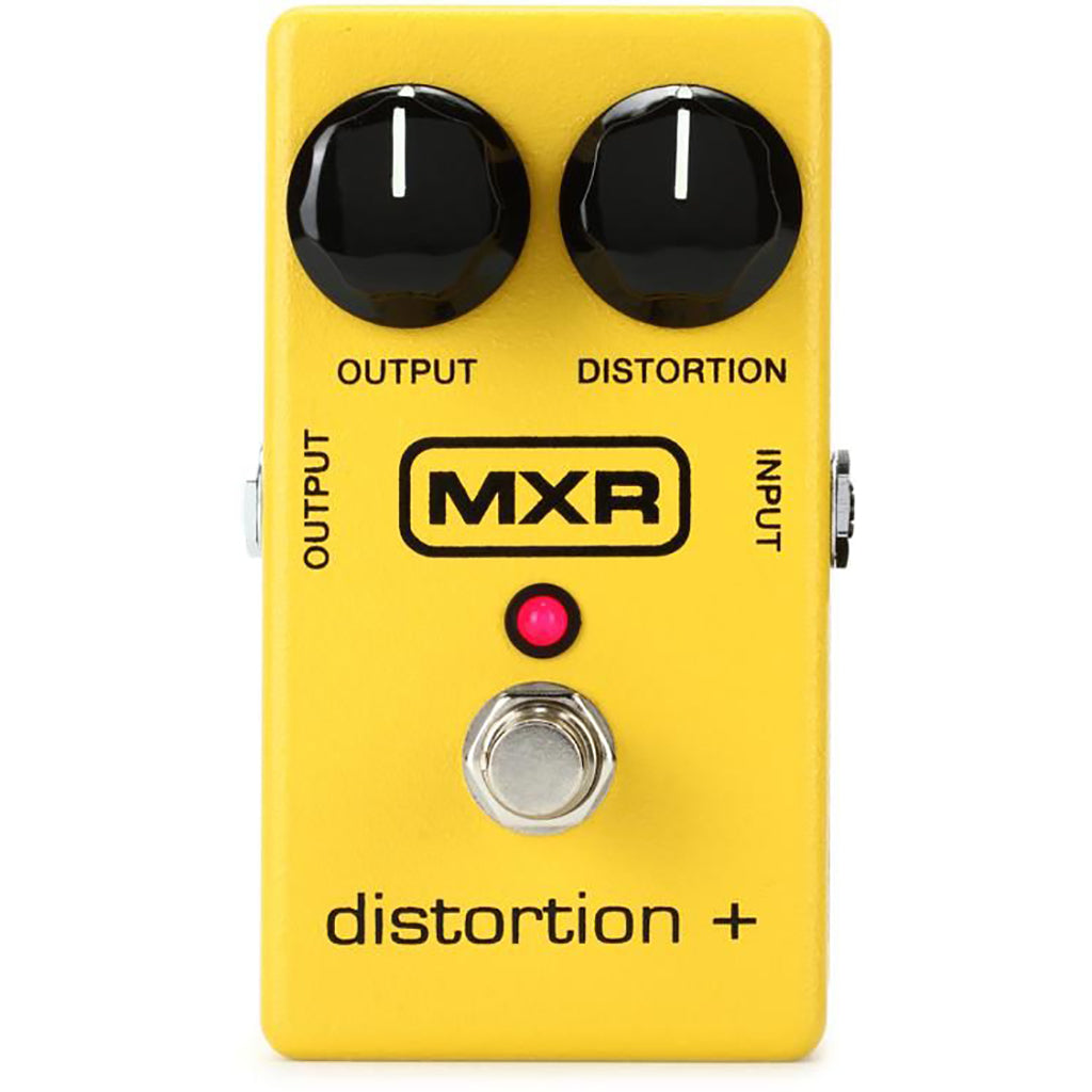 MXR MXR104 Distortion +