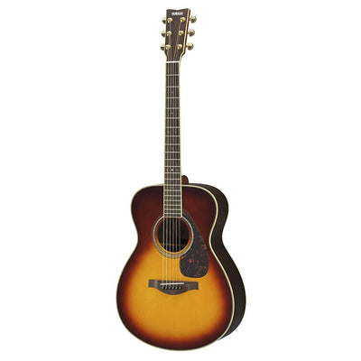 Yamah LS6 - Brown Sunburst