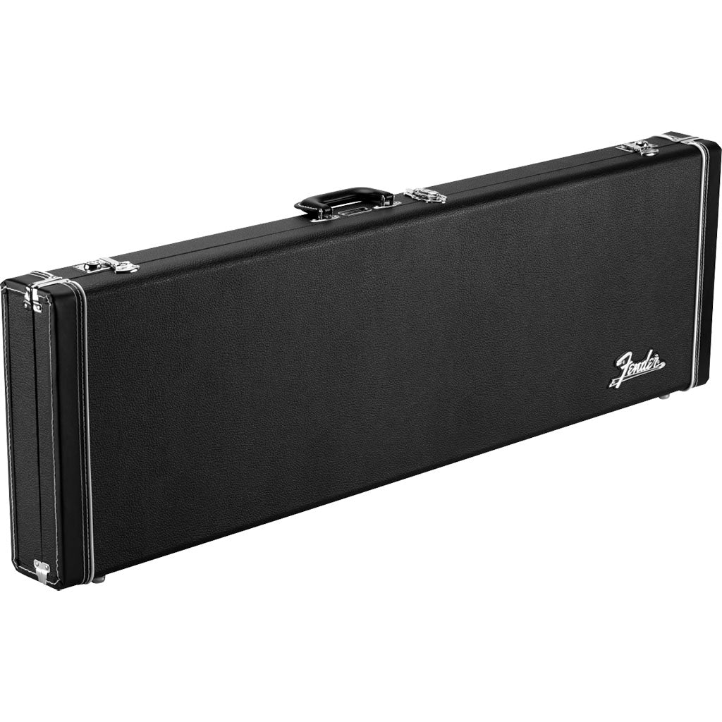 Fender - Classic Series Wood Case - Mustang/Duo Sonic -  Black