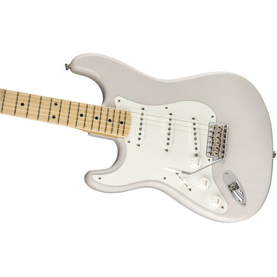 Fender American Original 50s Stratocaster Left Handed - White Blonde - Maple Neck