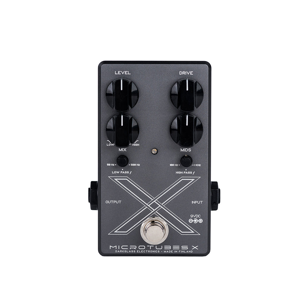 Darkglass Microtubes X Ultimate X Series Overdrive