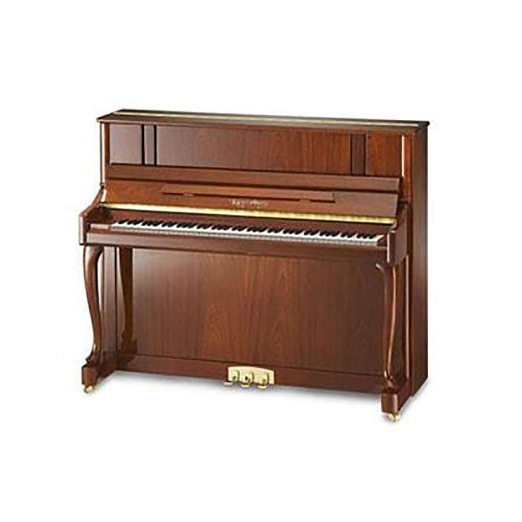 Kayserburg - UH-121 French Vertical Upright Piano - Mahogany Polish