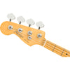 Fender - American Professional II Jazz Bass® Left-Hand - Maple Fingerboard - Miami Blue