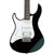 Yamaha Pacifica PAC112JLBL Left Handed - Black