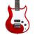 Vox Mini Electric Guitar - Red