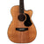 Maton EBW808C - Blackwood With Cutaway