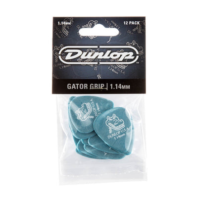 Dunlop JP714 - 1.14mm Gator Grip Picks 12pk