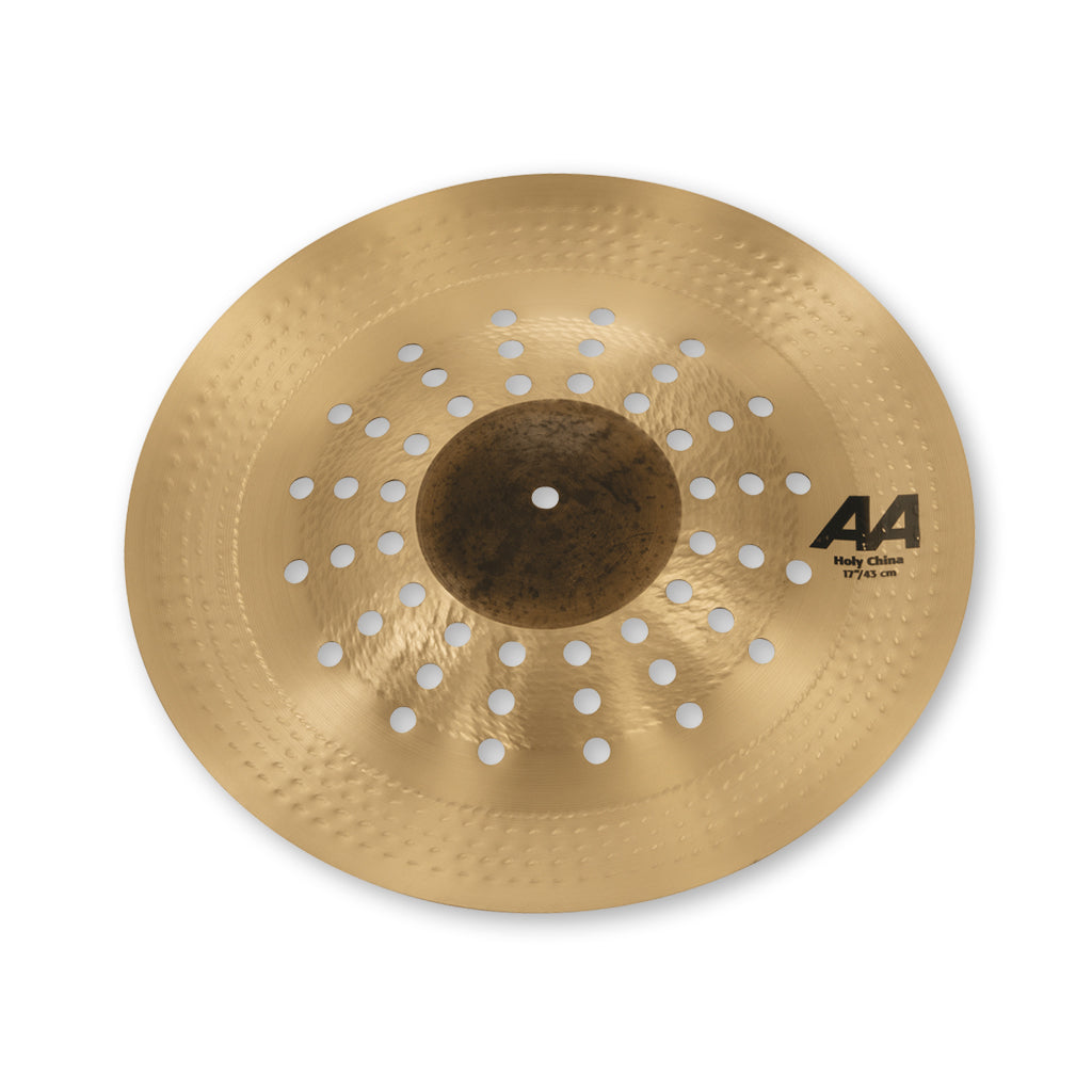 "Sabian - AA - 17"" Holy China"