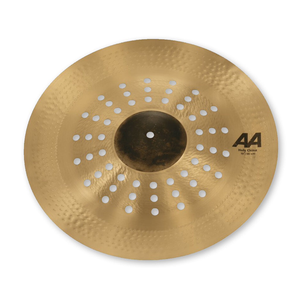 "Sabian - AA - 19"" Holy China"