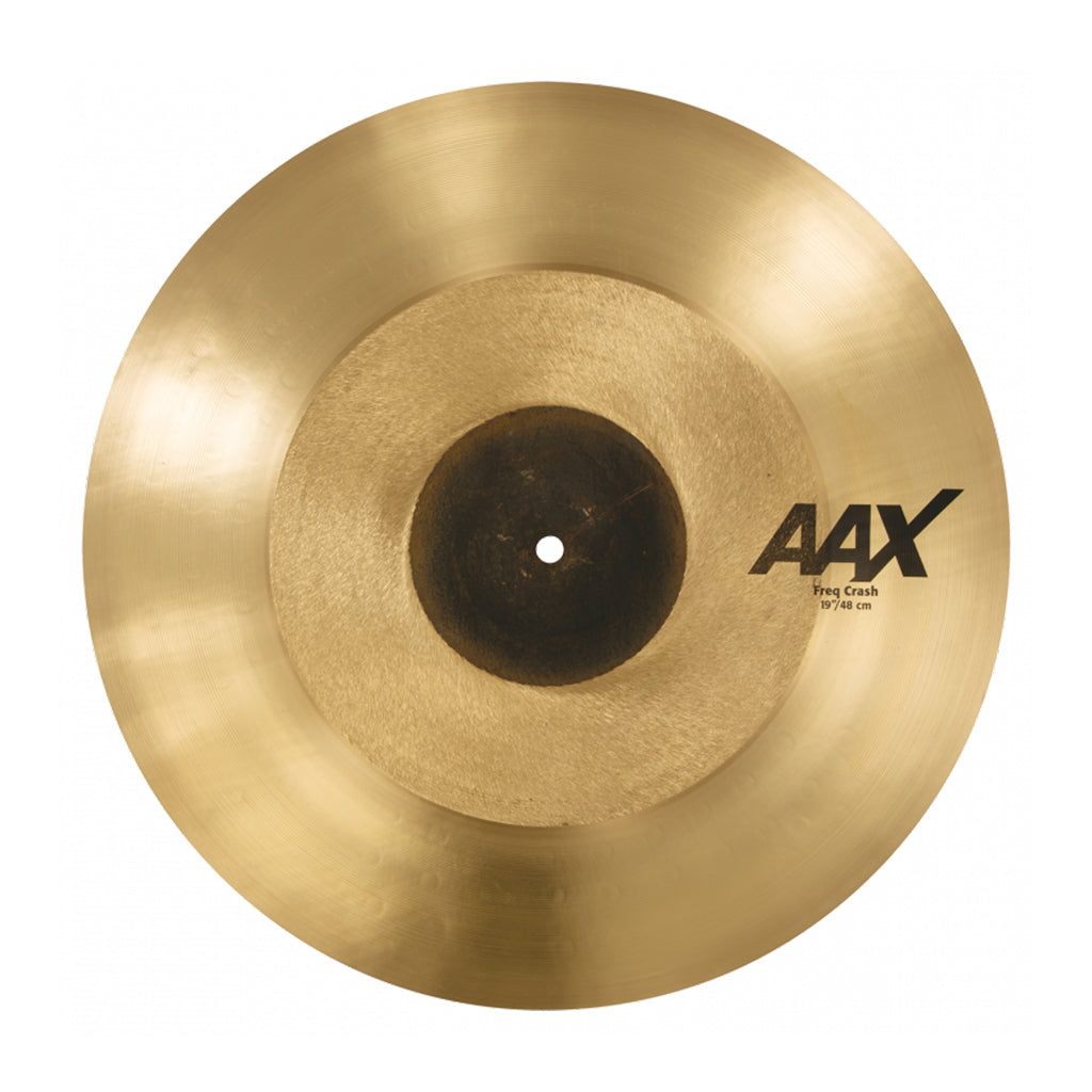 "Sabian - AAX - 19"" Frequency Crash"