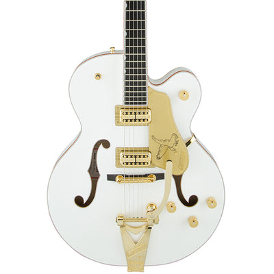 Gretsch G6136T-WHT Players Edition White Falcon - Hero