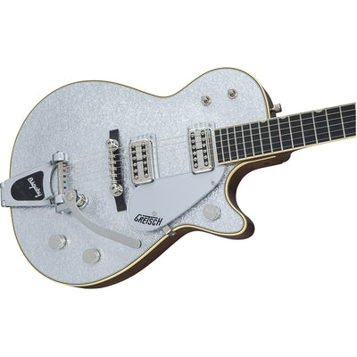 Gretsch G6129T-59 Vintage Select 59' Silver Jet - Silver Sparkle