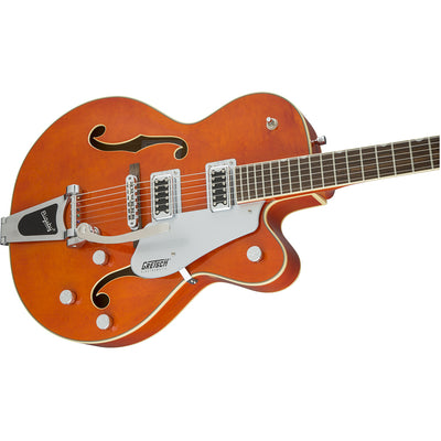 Gretsch G5420T Electromatic Hollowbody - Orange Stain - Side
