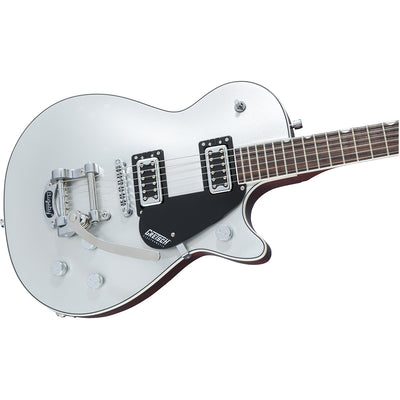 Gretsch G5230T Electromatic Jet - Airline Silver - Side