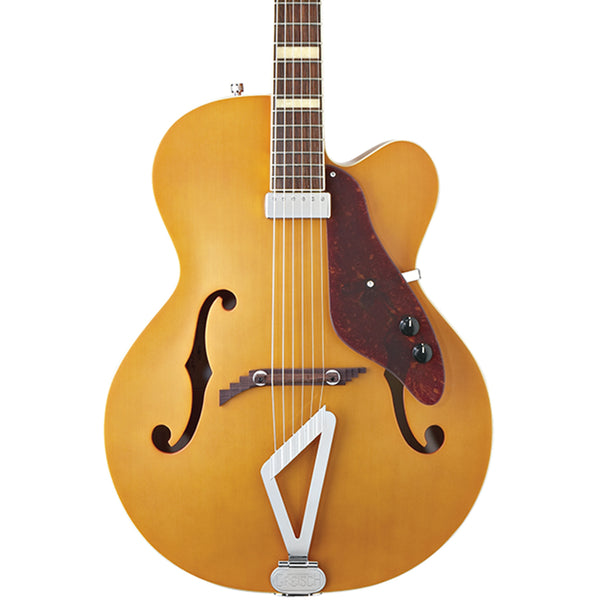 Gretsch G100CE Synchromatic - Flat Natural - Hero