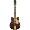 Gretsch G5422-12 Electromatic Hollowbody 12 String - Walnut Stain - Front