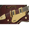 Gretsch G5422-12 Electromatic Hollowbody 12 String - Walnut Stain - Body