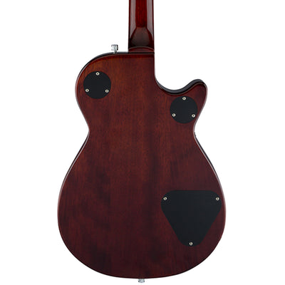 Gretsch G5220-LH Left Handed Electromatic Jet- Dark Cherry Metallic