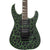 Jackson X Series Soloist™ SLX Crackle - Laurel Fingerboard - Green Crackle