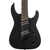 Jackson X Series Dinky DKAF7 MS 7 String Multi Scale- Gloss Black - Laurel Fretboard