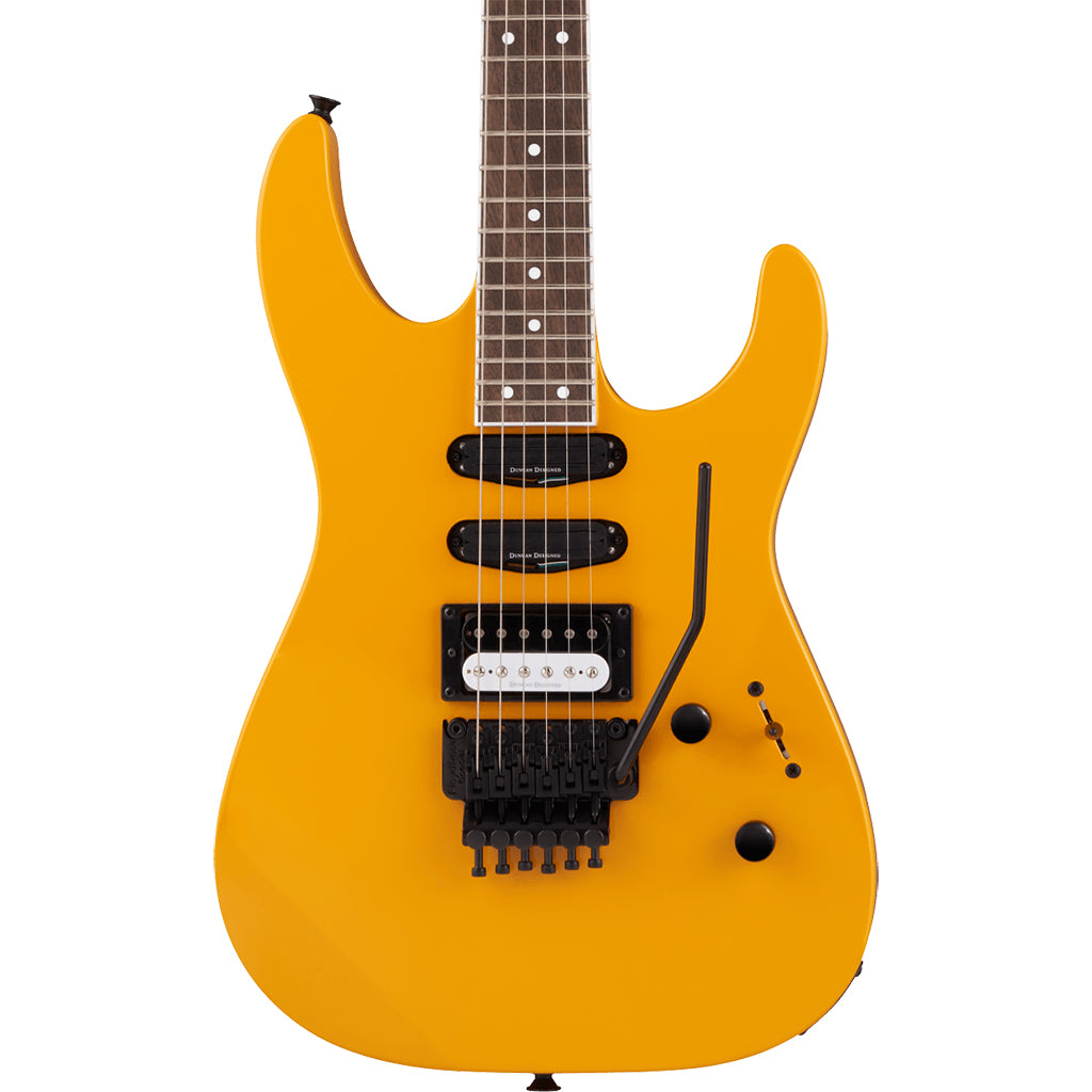 Jackson - X Series Soloist™ SL1X - Laurel Fingerboard - Taxi Cab Yellow