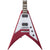 Jackson - X Series Signature Scott Ian King V KVXT - Candy Apple Red - Laurel Fingerboard