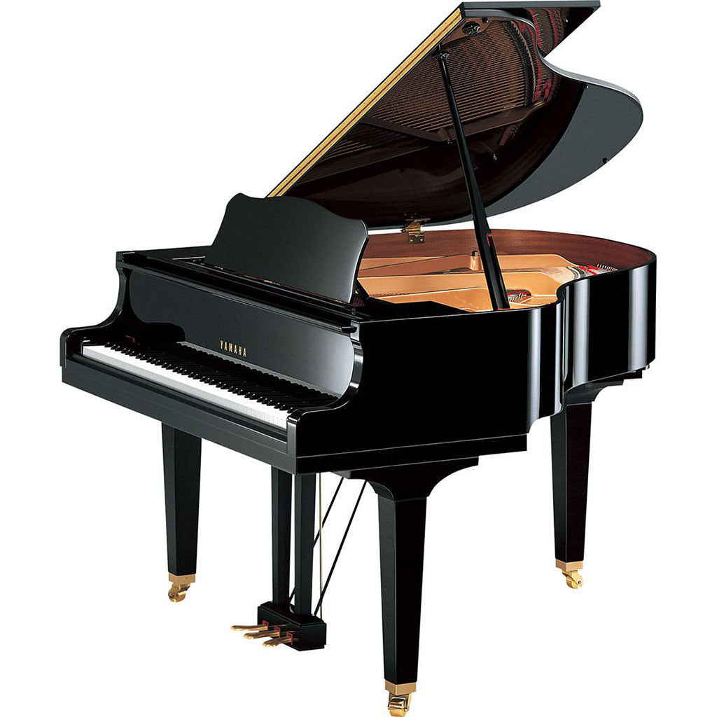 Yamaha GB1KPE Baby Grand Piano - Polished Ebony